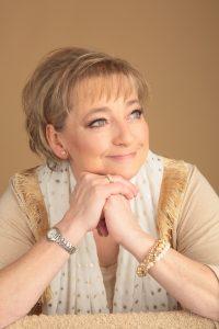 Christine Clayfield author of No Fourth River