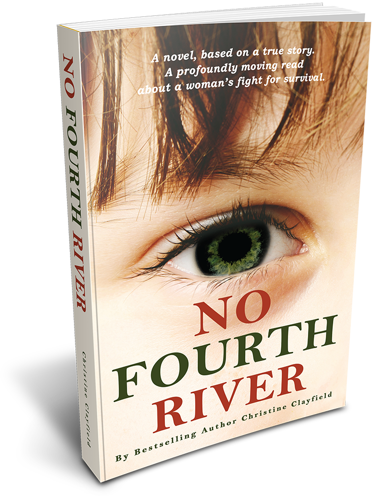 Buy No Fourth River: Bestselling Novel by Christine Clayfield